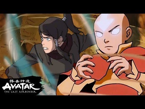 """FULL Uncut """"Aang vs. Fire Lord Ozai Final Battle"""" 🔥