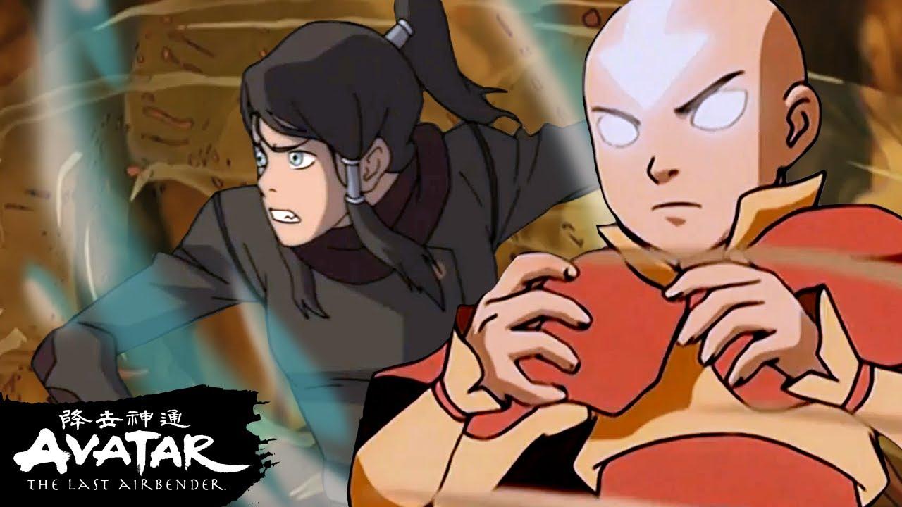 Download Aang, Korra, & Zaheer's Best Airbending Moments! 🌪| Avatar