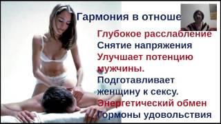 Ида Лучанская.  Секреты эротического массажа.
