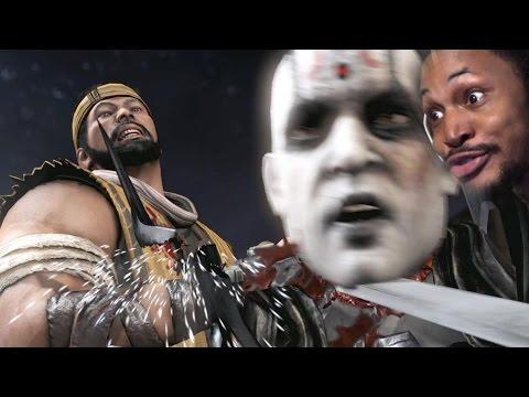 GUESS WHO'S NOT IN MORTAL KOMBAT 11!? | Mortal Kombat X #11