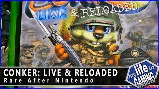Conker: Live & Reloaded - Rare After Nintendo # 2 / MY LIFE IN GAMING