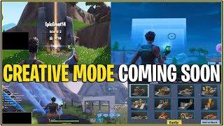 creative mode codes fortnite