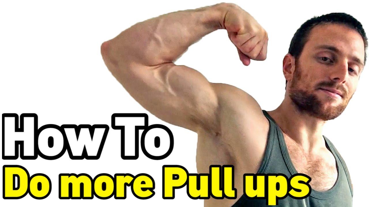 Watch 3 Pullups video