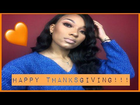 Thanksgiving 2018   Soft NEUTRAL Glam   LoveMarie thumbnail