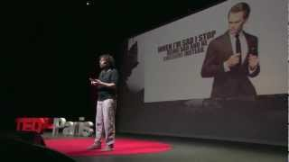 Comment sauver l'amour? Yann Dall'Aglio at TEDxParis 2012