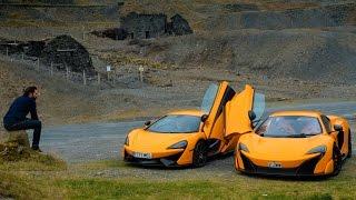 McLaren 570S vs. McLaren 675LT - Another £200,000?