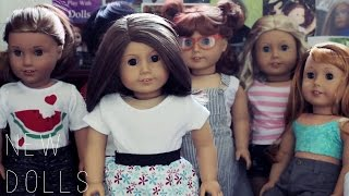 NEW DOLLS | Updated Doll Collection 2016