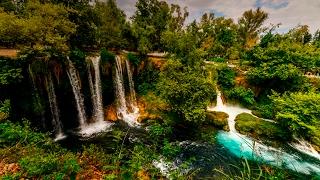 Интересные экскурсии в Анталии. Парк и водопад Верхний Дюден(Одна из экскурсий, очень нам понравившаяся во время самостоятельного отдыха в Анталии весной 2016 года –..., 2016-07-06T18:24:03.000Z)