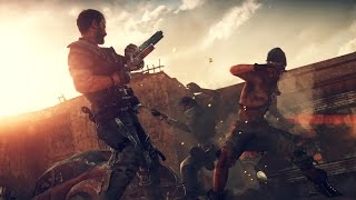 Mad Max PC MAX settings 100+fps part 1 (WATCH IN 60fps)
