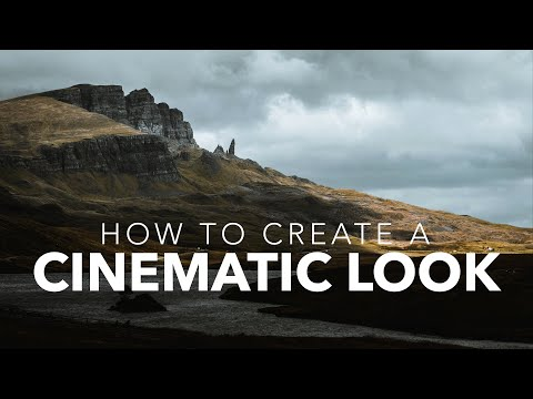 How To Create A CINEMATIC Film Look | FCPX Final Cut Pro Tutorial