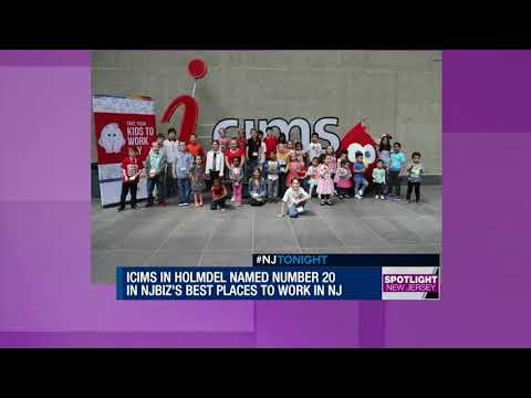 iCIMS Take Your Kids to Work Day + Best Places to Work | News 12 NJ