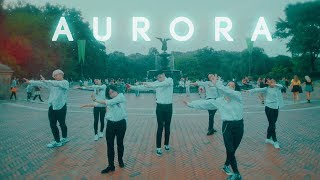 [KPOP IN PUBLIC CHALLENGE NYC] ATEEZ(에이티즈) - 'AURORA' Dance Cover by CLEAR