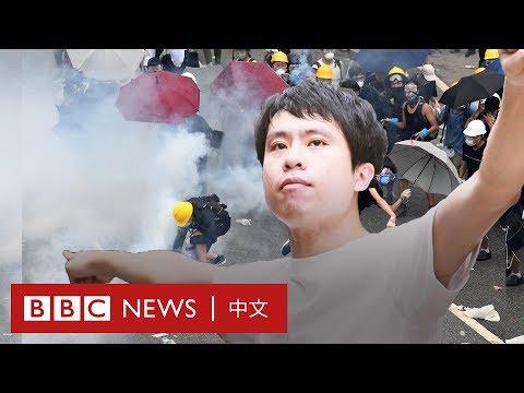 逃犯條例:鄺俊宇如何在反《逃犯條例》運動裏成為「鄺神」?- BBC News 中文  反送中 鄺俊宇 立法會