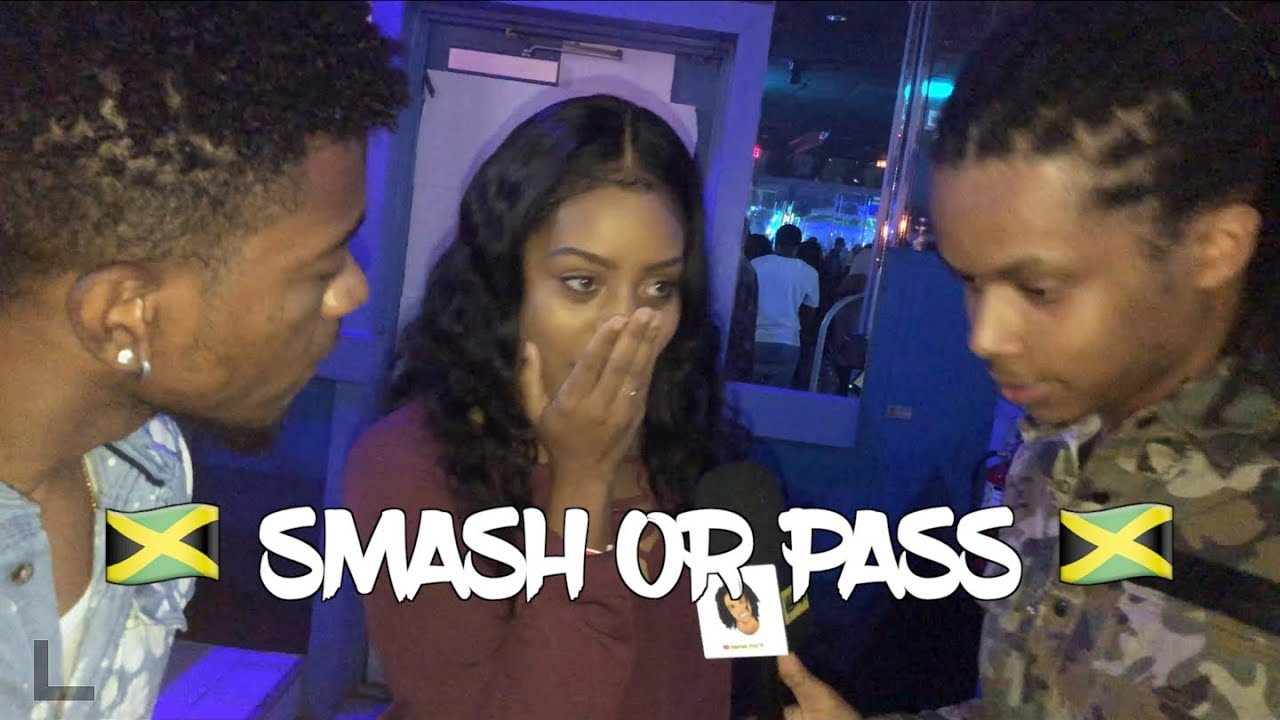 SMASH OR PASS | JAMAICAN EDITION (Public Interview)