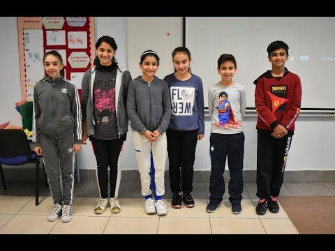 IDEC - Top science facts presenters from Grade 7T
