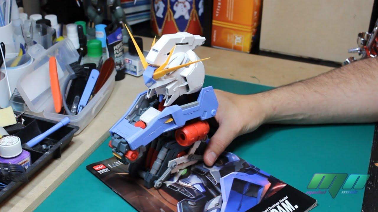 Easy Decals for 1//24 Gundam Hi-Nu Head