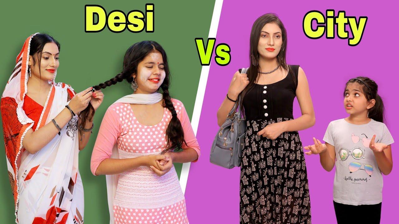 Desi Mom (माँ) vs Modern Mom -2   Hindi Moral Stories   DILWALE FILMS