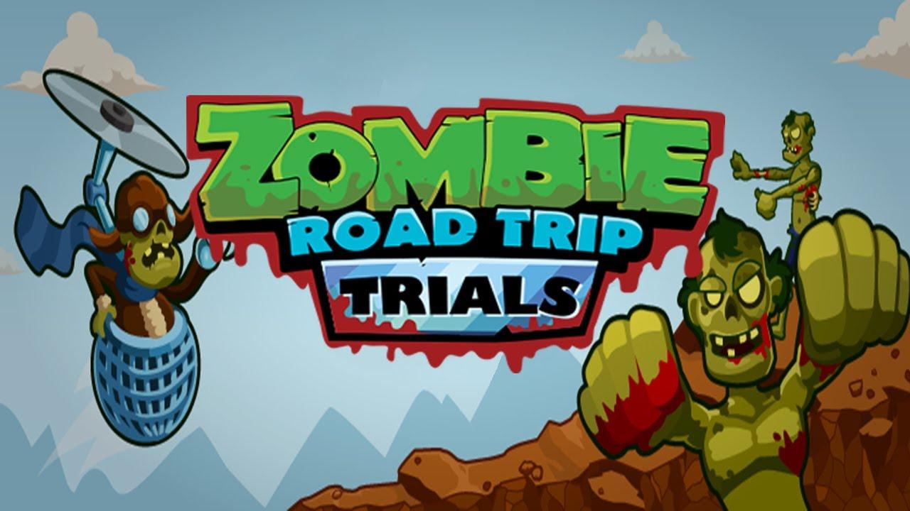 Resultado de imagem para Zombie Road Trip