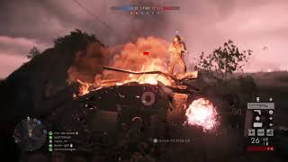 Battlefield 1 Limpet charge kills and/or fun