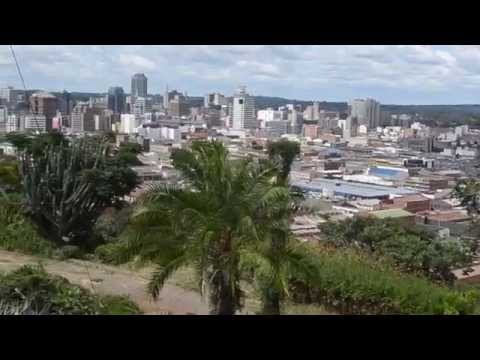 Harare, capital do Zimbabwe