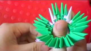 3D origami Mario tutorial - YouTube | 180x320