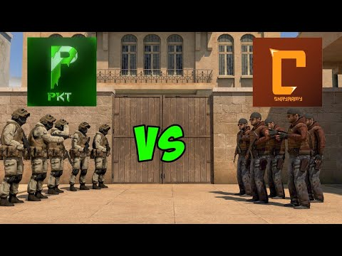 PKT VS SNAY ARMY В STANDOFF 2