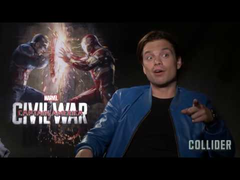 Anthony Mackie & Sebastian Stan panelpress hilarity Ultimate