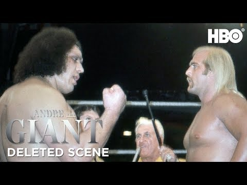 'Hulk Hogan Learned a Lesson The Hard Way' Deleted Scene | Andre The Giant | HBO