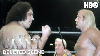 'Hulk Hogan Learned a Lesson The Hard Way' Deleted Scene | Andre The Giant | HBO thumbnail