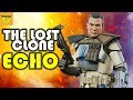 The Lost Clone Trooper ECHO Explained