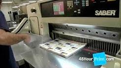 Online Printing Company Facility Tour | 48HourPrint.com