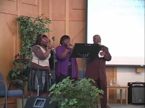 AS THE DEER PANTETH FOR THE WATER - Rayon Whyte - Pastor Henry