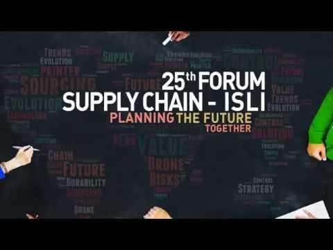 25th Forum Supply Chain - ISLI