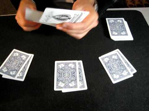How to Cheat at Poker