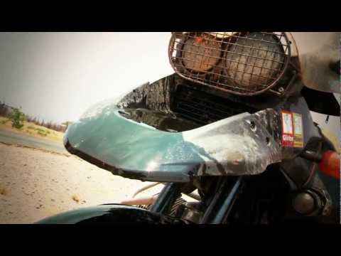 """GlobeRiders """"Tips From The Road"""" - Oil Cooler Guard"""