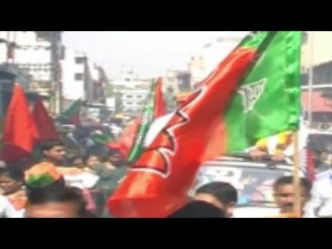 Four way fight in Pune Lok Sabha constituency