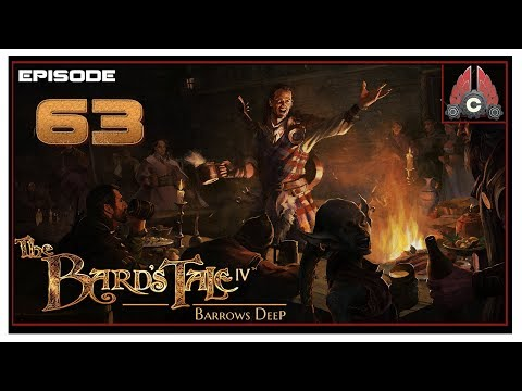 Let's Play The Bard's Tale IV: Barrows Deep With CohhCarnage - Episode 63