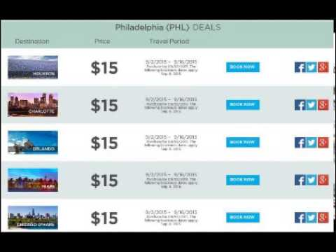 Frontier Airlines Offering Flights During Day Sale Sea To Cleveland For