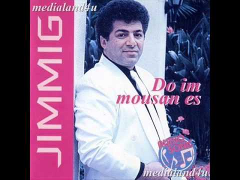 BEAUTIFUL ITALIAN SONG 'AMORE MIO' SUNG BY ARMENIAN SINGER  'JIMMIK KAFYAN'