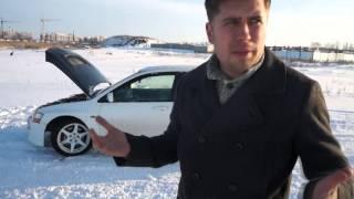 Тест драйв Mitsubishi Lancer Evolution от Антона Воротникова TopAuto