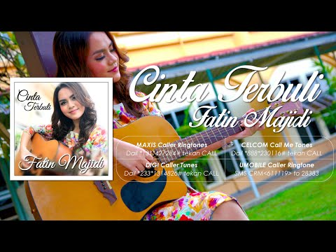 (OST Movie ) Kampung Drift | Fatin Majidi - Cinta Terbuli [Official Lyrics Video]