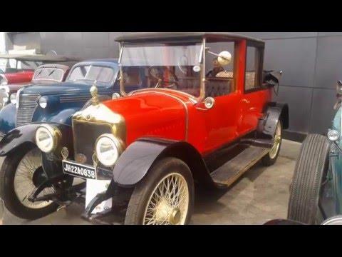 Vintage Classic Cars Show at Sofitel Hotel Bkc Bandra Mumbai