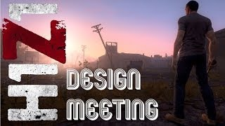 H1Z1 - Design Meeting (12 Hour Stream Event)