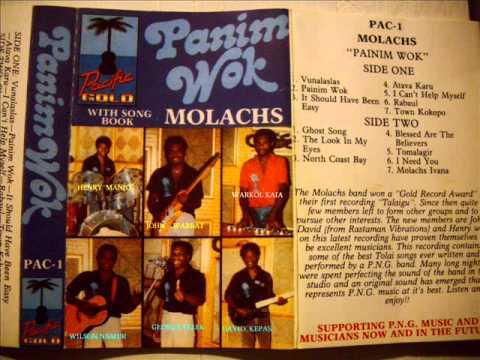 MOLACHS band of Rabaul -
