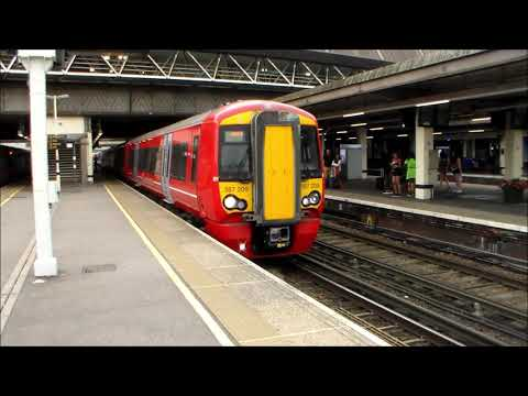 London Gatwick Airport To London City Centre By Train