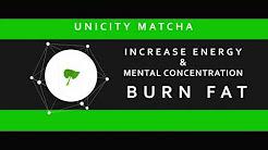 Unicity Matcha For Energy