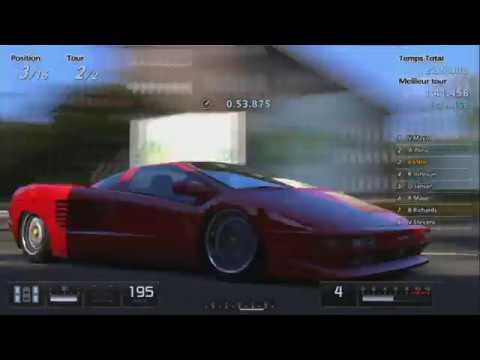 Gran Turismo 5 - Cizeta V16T '94 (HYBRID) PS3 Gameplay