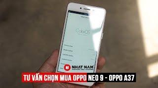✅ Dưới 3 triệu nên mua điện thoại nào? Tư vấn chọn mua Oppo Neo 9 (hay Oppo A37)