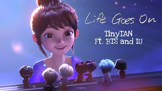 TinyTAN : LIFE GOES ON Ft. BTS and IU