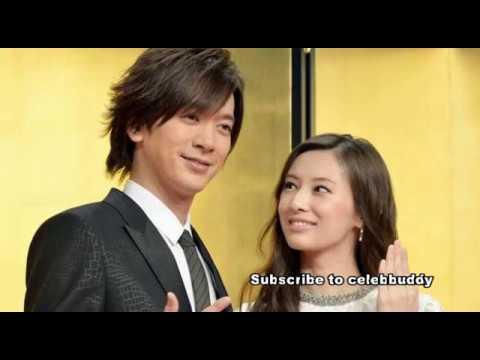 Kitagawa Keiko With Her Handsome Boyfriend  DAIGO...How Cute!!